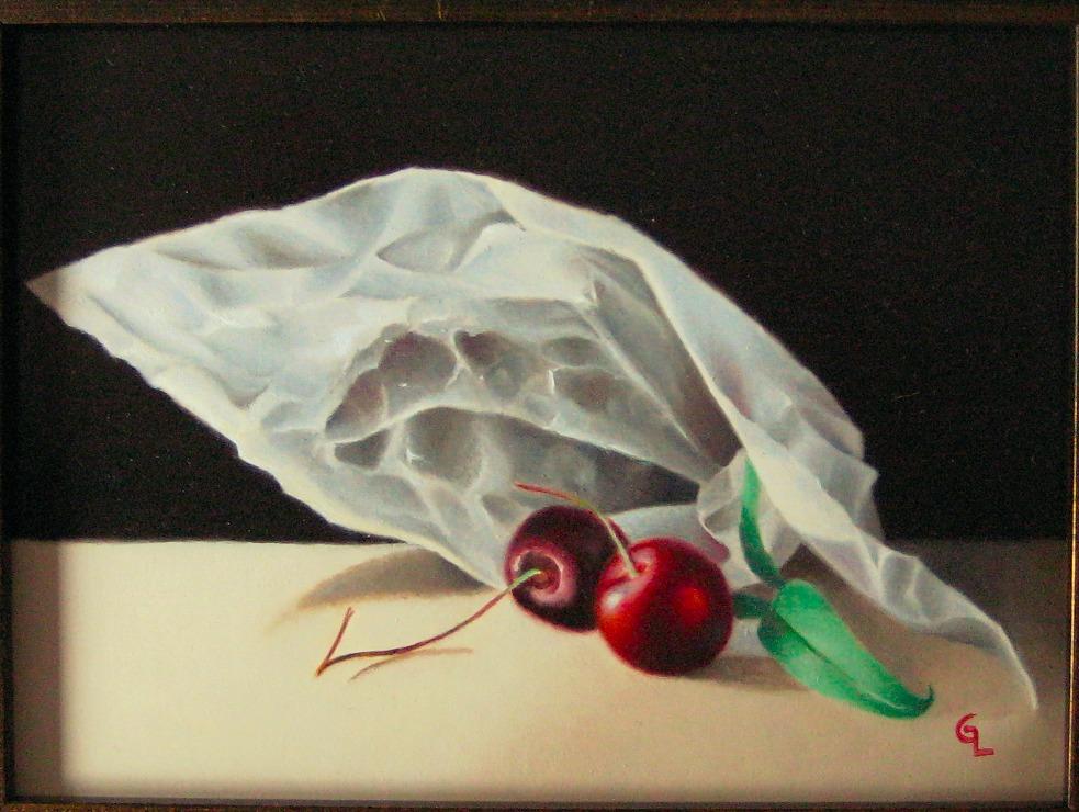 Cherries & Paper