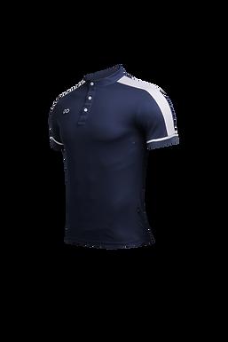 Рубашка-поло из полиэстера