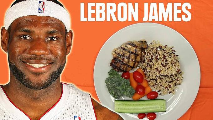 Питание баскетболистов