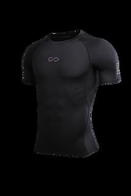 Компрессионная футболка c коротким рукавом