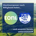TSV Billigheim Kooperationspartner der BBV-Deutschland