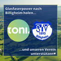 TSV Billigheim Kooperationspartner der BBV-Deutschland