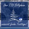 Festtagsgrüße vom TSV Billigheim