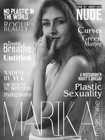 Marika Magazine Aug 2020 Cover