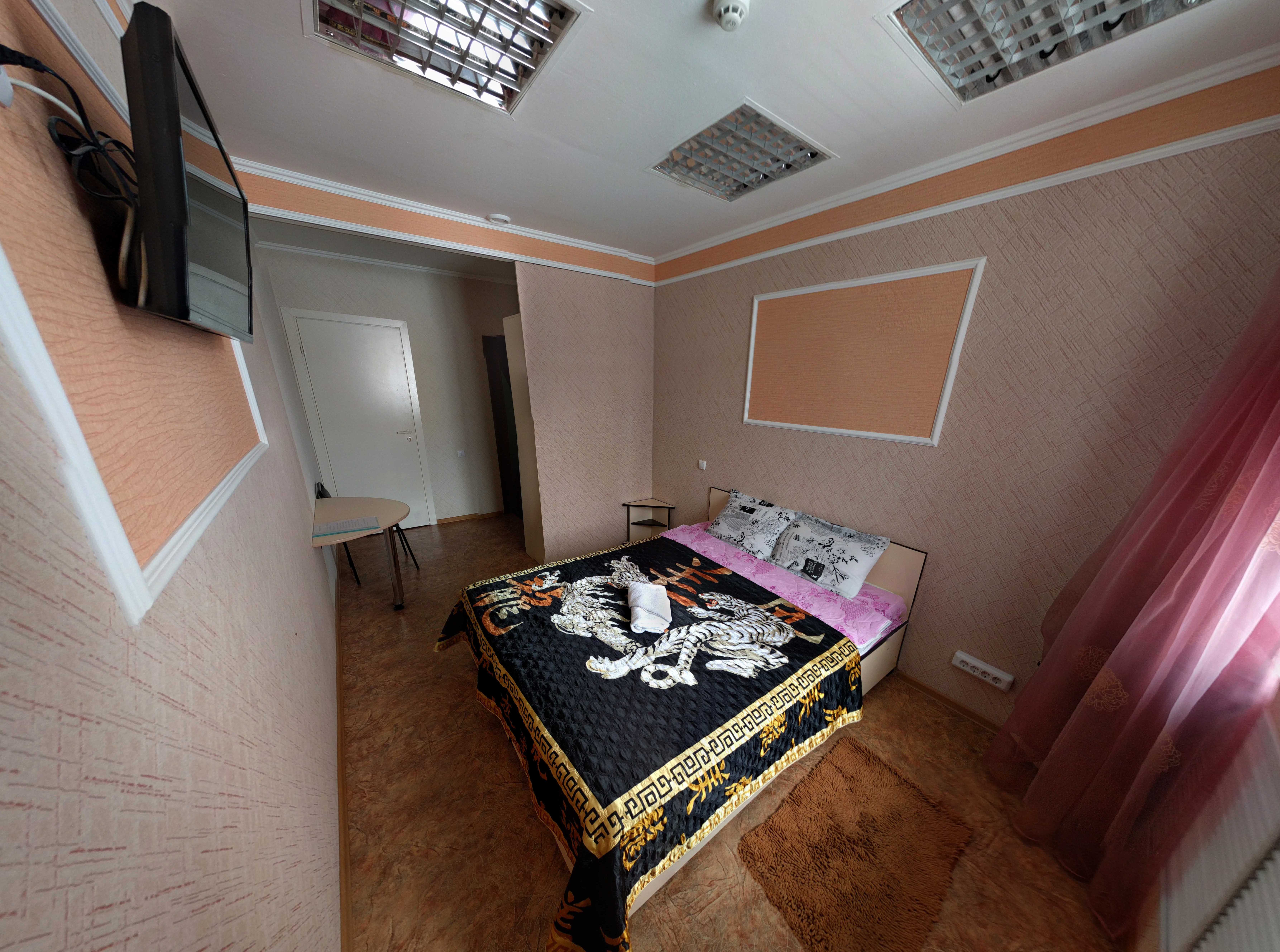 Номер в гостинице Титул Комсомольск