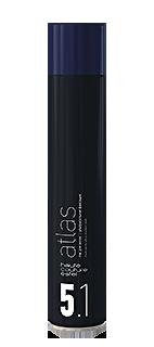 Лак для волос Atlas Estel Haute Couture ультрасильная фиксация, 400 мл