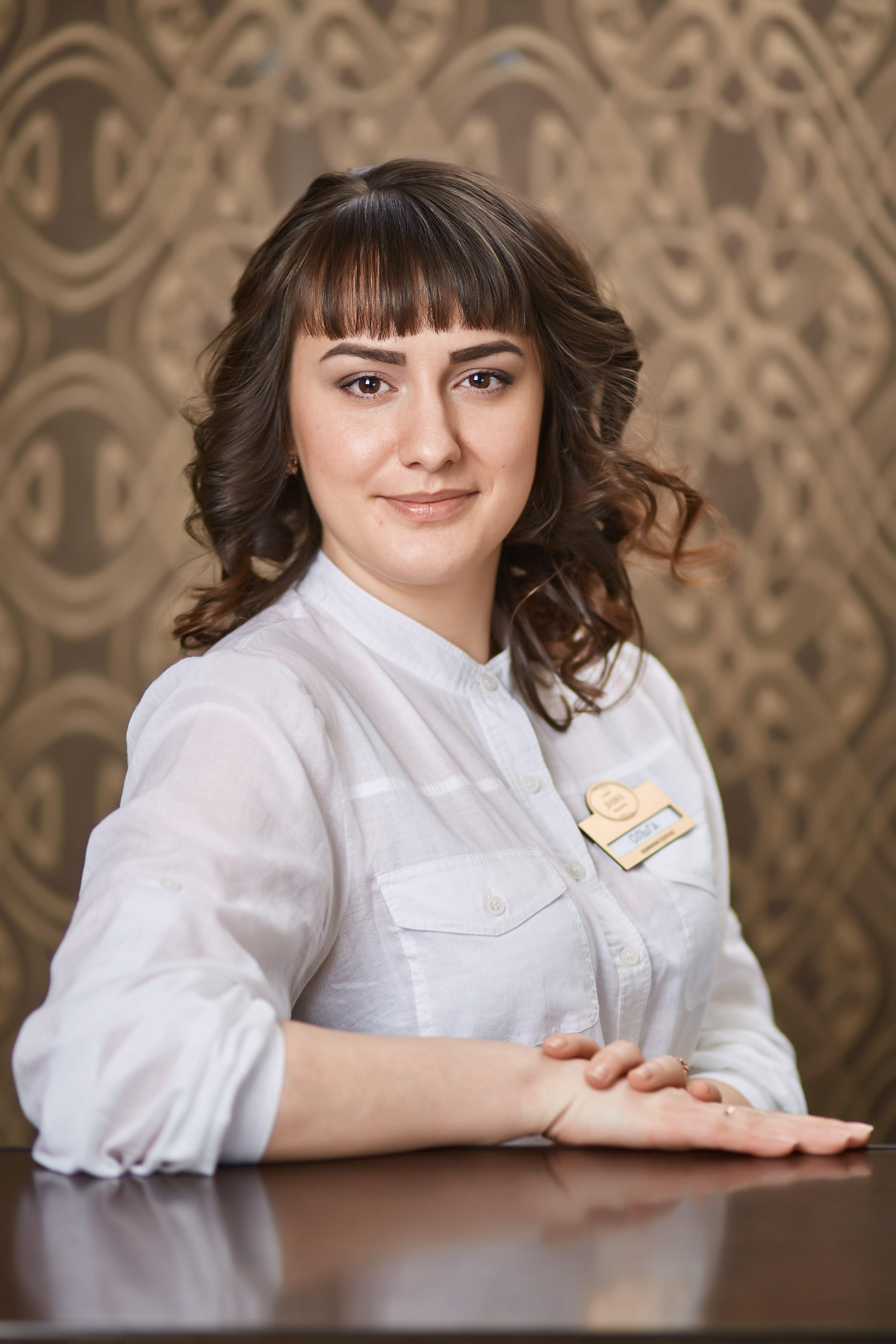 Ольга Барбей