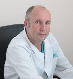 Хирург Юрин С.В.