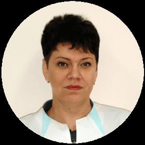 Невролог Городецкая М.В.