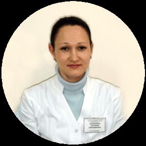 Гинеколог Пошеченкова Е.А.