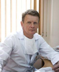Травматолог-ортопед Душин Р.В.