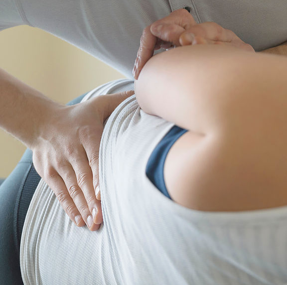 Initial Osteopathy Appointment