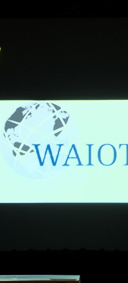 Prof. Johari's vision for WAIOT