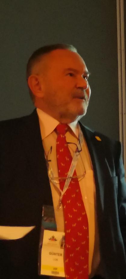 Prof. Lob is WAIOT President 2018