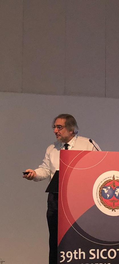 Prof. Al Khawashki - Chairman of the WAIOT Humanitarian Committee