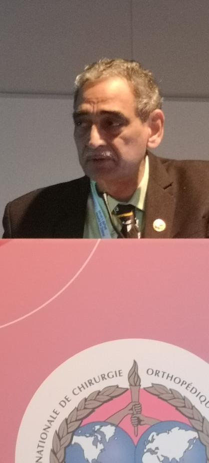Prof. Ashok Johari is the WAIOT President 2019