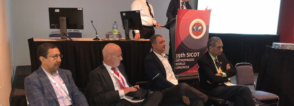 WAIOT Symposium at the SICOT Congress 2019