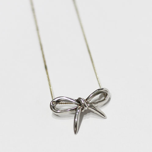 Hot Diamonds Bow Pendant