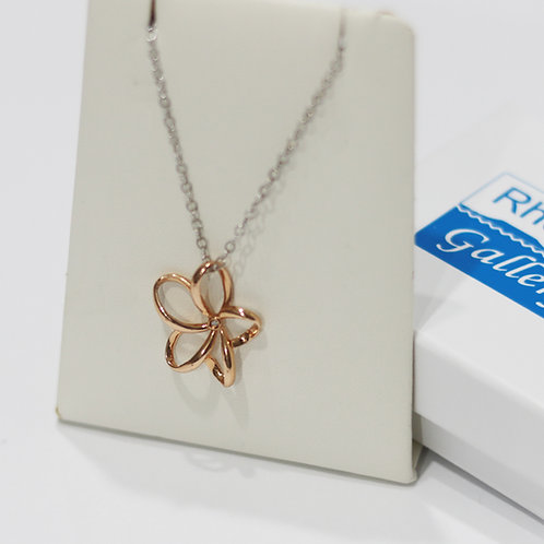 Hot Diamonds Flower Pendant