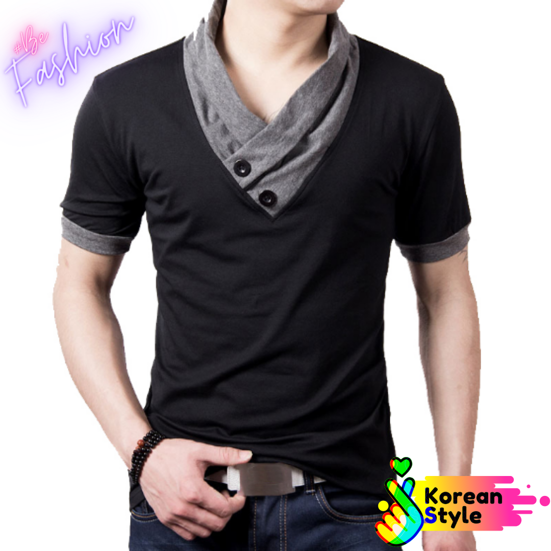 Shirt for Men Korean Style  (3)