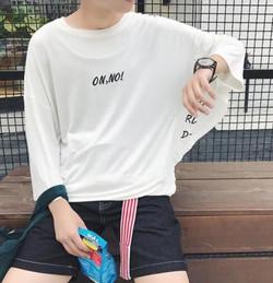 21637 Camisa Ropa Coreana y Asiatica Korean Style Mexico