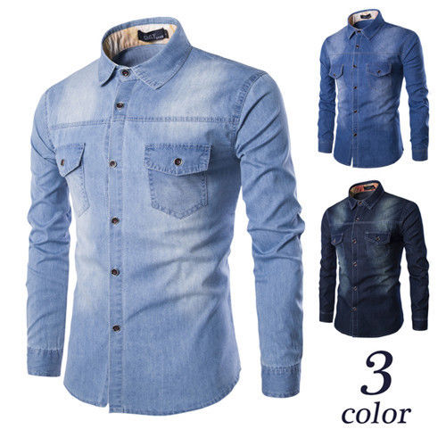 21376 Camisa Hombre Shirt Ropa Coreana y Asiatica en Mexico