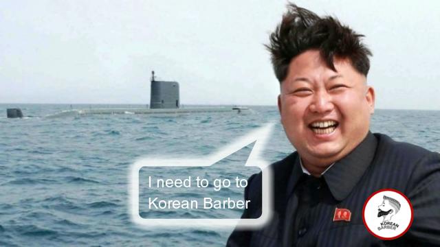 The Korean Barber
