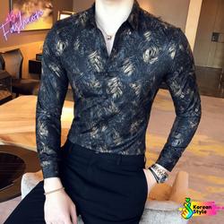 Shirt for Men Korean Style  Ropa Coreana en Mexico
