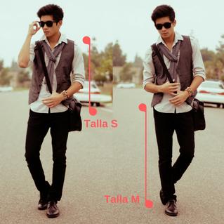 ¿Como elegir tu talla correcta en Korean Style?