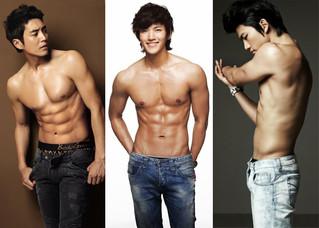 10 Coreanos Modelos de Calvin Klein en lugar de Justin Bieber