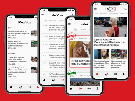 COVID-19: Consulado dos EUA e Voz das Comunidades lançam aplicativo para combater a desinformação