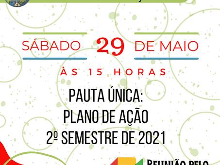 2ª Reunião Extraordinária de 2021