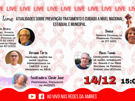 Arquivos e Informações da Live dia 14/12