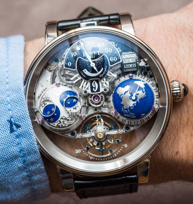 The Bovet Recital 18 Shooting Star