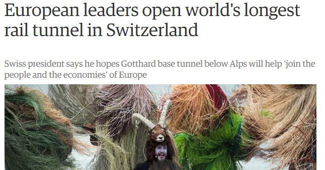 The Guardian - Gotthard