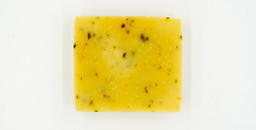 Zitronen-Melissenseife