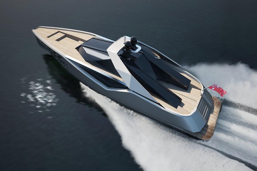 Yacht concept ILVO