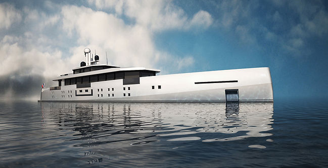 Yacht concept project LE CO