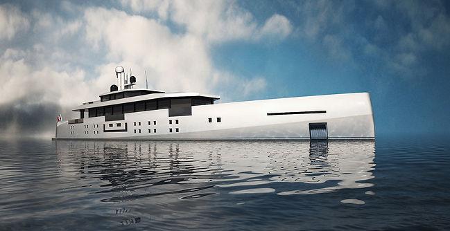 Yacht concept project LE CO