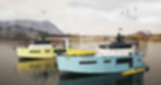 Yacht project MYBO system