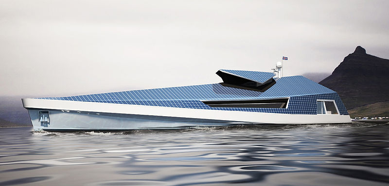 Concept yacht Your Yacht-Your Home