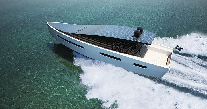 Yacht TES