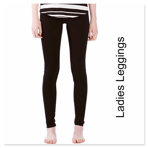 Ladies Leggings Custom order