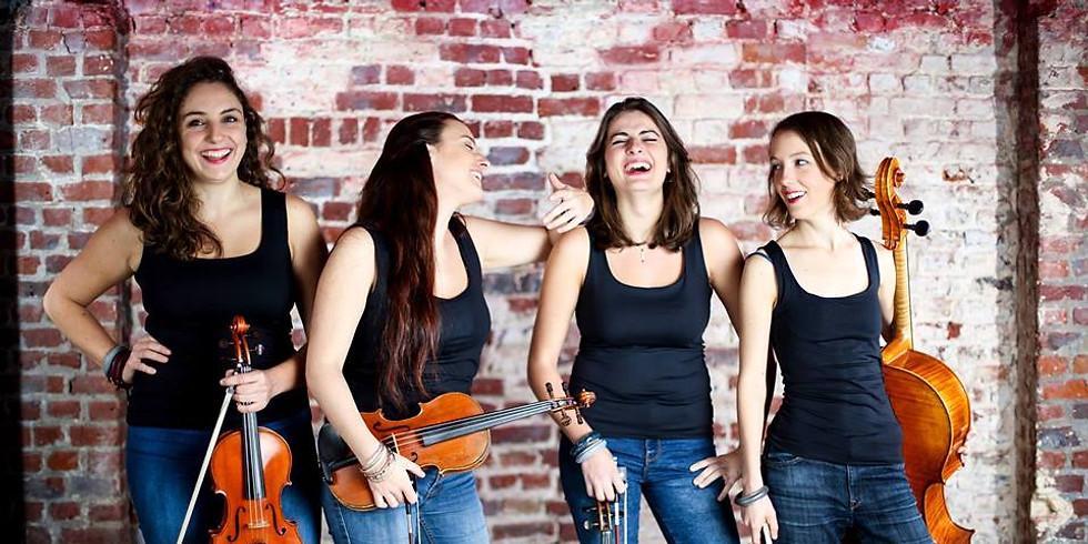 Nuit Klassik / Akhtamar String Quartet
