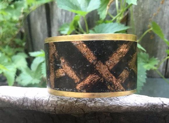 Copper Patina Cuff #14