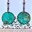 Thumbnail: Copper Patina Earrings