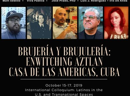 Brujería y Brujulería: Enwitching Aztlan