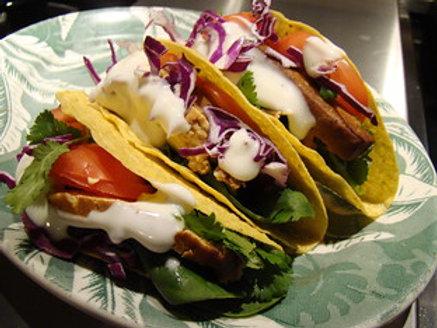 Mini Vegan Tacos