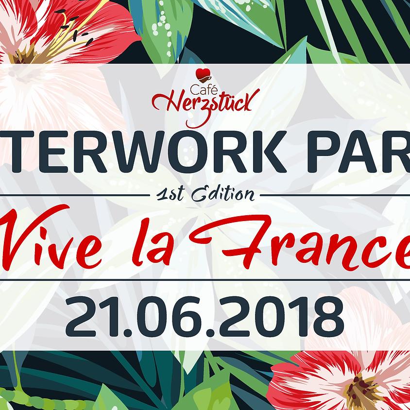 Afterwork Party *Vive la France*