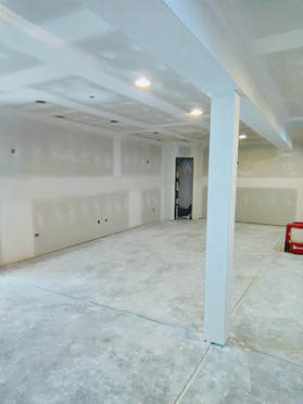 Building a Finished Basement